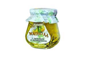 Мармелад в банке «С лимоном и розмарином»
